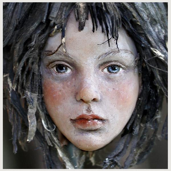 treespirit Tatjana Raum Wood art magical art