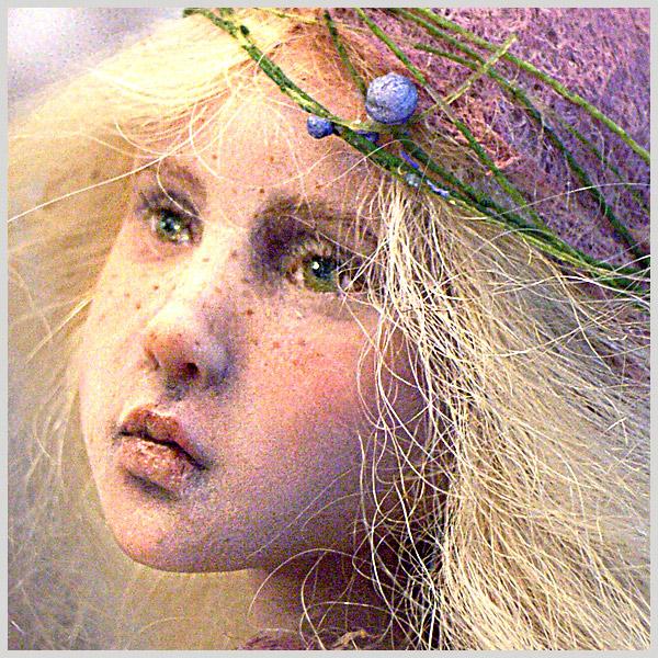 Artdolls Tatjana Raum miniature fantasy dollhouse